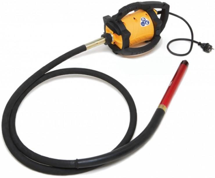 Ponorný vibrátor mechanický