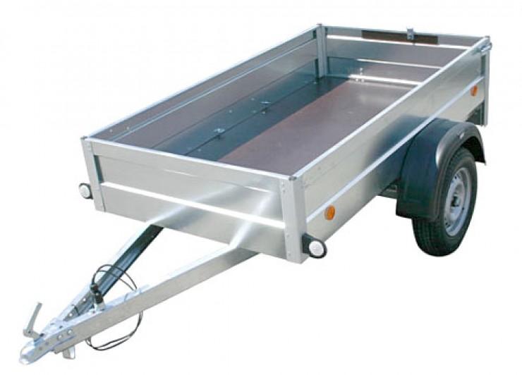 Prívesný vozík 2 m