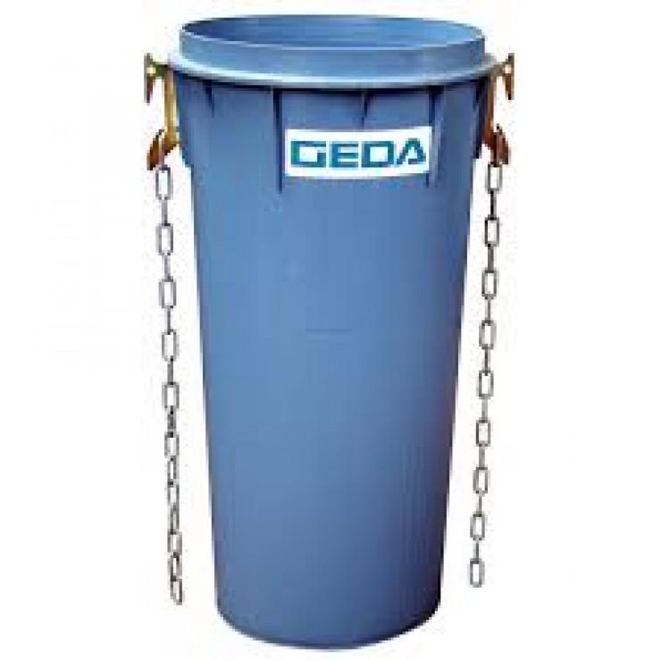 Sklzy na stavebný odpad